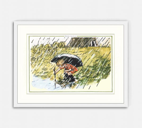 Christopher Robin print